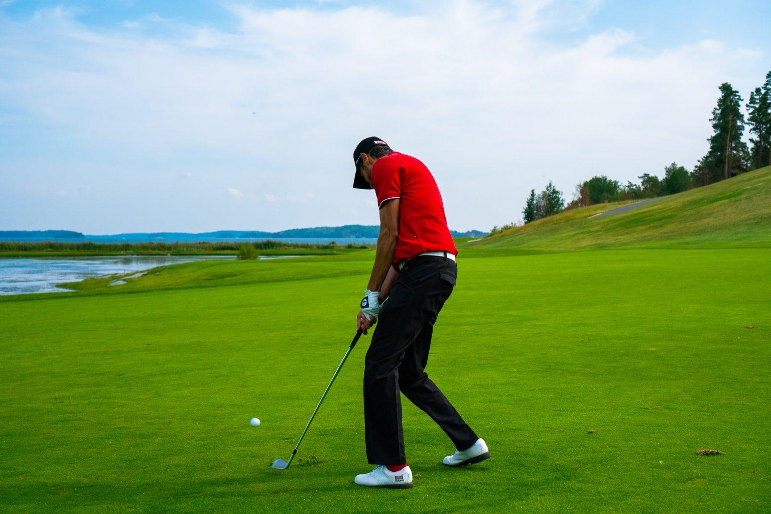 Golf swing mechanics | Kinexit